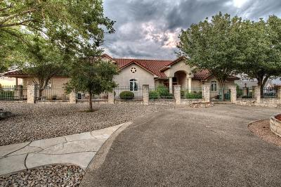 Kerrville Single Family Home For Sale: 2165 Summit Crest Dr