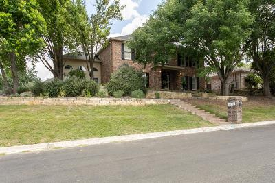 Kerrville Single Family Home For Sale: 2122 West Bluff Dr