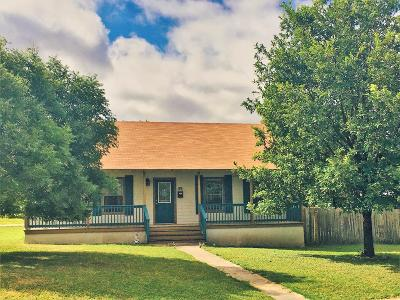 Kerrville Single Family Home For Sale: 99 Rawson St