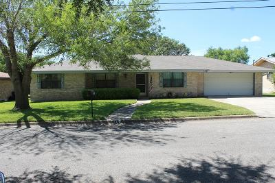 Kerrville Single Family Home For Sale: 126 Crestwood Dr