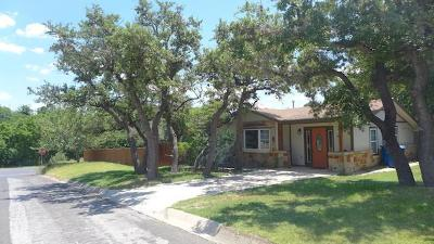 Kerrville Single Family Home For Sale: 341 Bluebonnet Dr