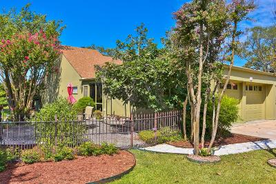 Kerrville Single Family Home For Sale: 513 Fairway Dr