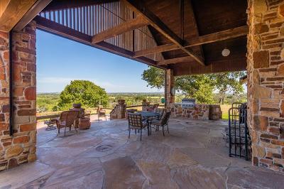 Fredericksburg Single Family Home For Sale: 520 Cain City Rd