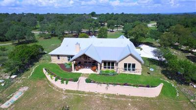 Boerne Single Family Home For Sale: 138 Hunters View Circle