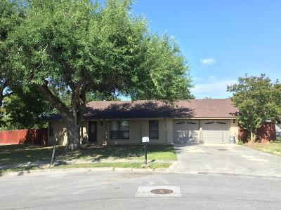 Kerrville Single Family Home For Sale: 2407 Trails End