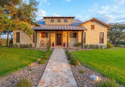 Fredericksburg Single Family Home For Sale: 176 Majestic View Dr