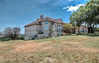Kerrville Single Family Home For Sale: 1434 Saddlewood Blvd