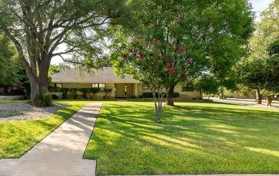 Kerrville Single Family Home For Sale: 101 Skyview Dr