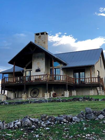Medina TX Single Family Home For Sale: $1,385,599