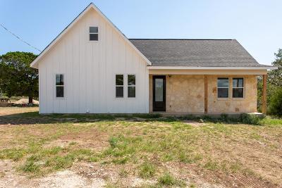 Ingram Single Family Home For Sale: 22 River Oaks Lane
