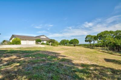 Kerrville Single Family Home For Sale: 160 Silver Springs