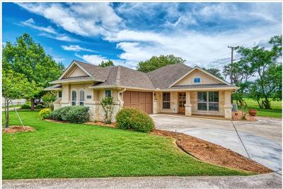 Kerrville Single Family Home For Sale: 2836 Rock Barn Circle