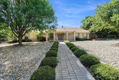 Kerrville Single Family Home For Sale: 400 Crest Ridge Dr