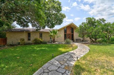 Kerrville Single Family Home For Sale: 104 Fairview Dr