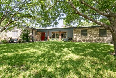 Kerrville Single Family Home For Sale: 900 Tomahawk Trail