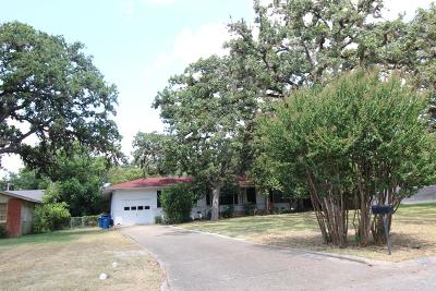Kerrville Single Family Home For Sale: 240 Fairview Dr