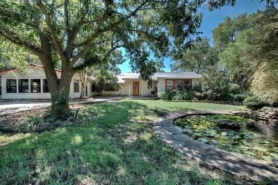 Kerrville Single Family Home For Sale: 356 Spur 100