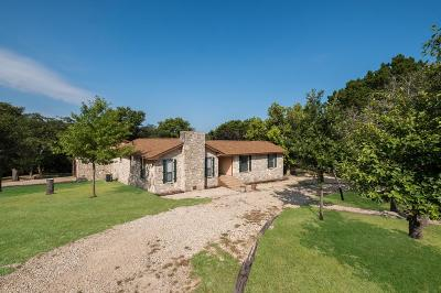 Kerrville Single Family Home For Sale: 100 Valley Ridge Dr