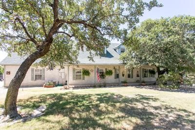 Kerrville Single Family Home For Sale: 154 Victoria Dr
