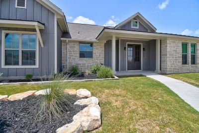 Kerrville Single Family Home For Sale: 1033 Creswell Ln