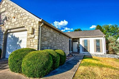 Kerrville Single Family Home For Sale: 2015 Balmoral Dr