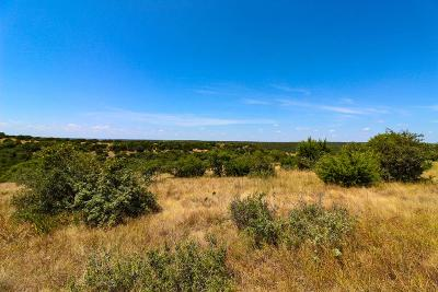 Kerrville Residential Lots & Land For Sale: 00 Twin Springs Blvd N