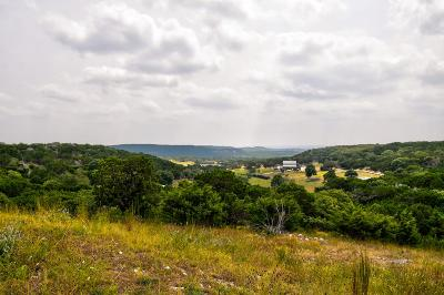Kerrville Residential Lots & Land For Sale: 1804 Canyon View Circle