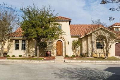 Kerrville Single Family Home For Sale: 3801-3 Club House Rd