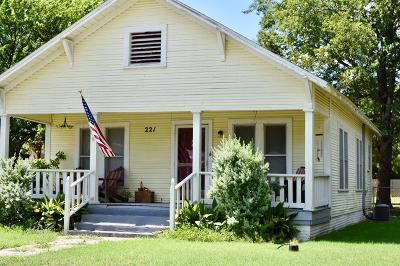 Kerrville Rental For Rent: 221 Hamilton St