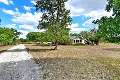 Fredericksburg TX Single Family Home For Sale: $556,900