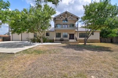 Kerrville Single Family Home For Sale: 2945 Bandera Hwy