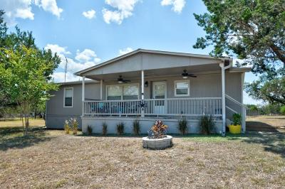 Bandera TX Single Family Home For Sale: $250,000