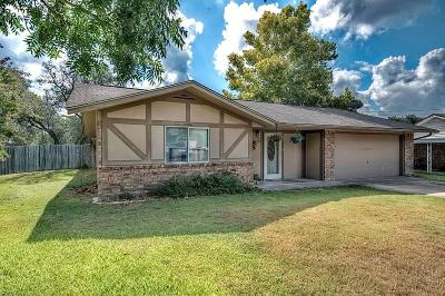 Kerrville Single Family Home For Sale: 539 Camelot Dr