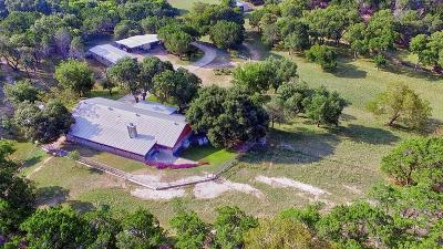 Kerrville Single Family Home For Sale: 1727 Ranchero Rd