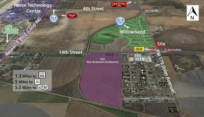 Lubbock Commercial Lots & Land For Sale: 1702 Inler Avenue