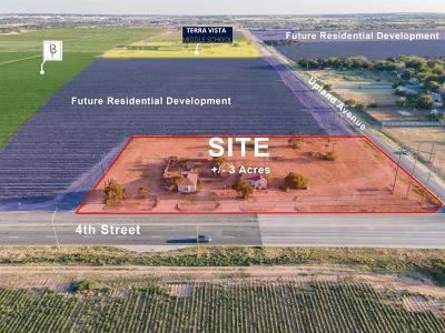 Lubbock Commercial Lots & Land For Sale: 7211 4th Street
