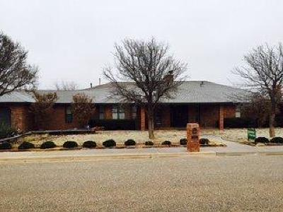 Levelland Single Family Home For Sale: 2061 Harvard