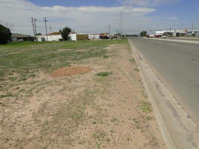 Lubbock TX Residential Lots & Land Sold: $31,500