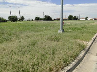 Lubbock TX Residential Lots & Land Sold: $8,000
