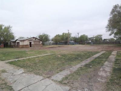 Levelland Residential Lots & Land For Sale: 1404 S College Avenue