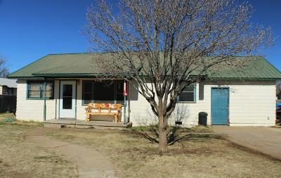 Idalou Single Family Home For Sale: 515 West 7th Street