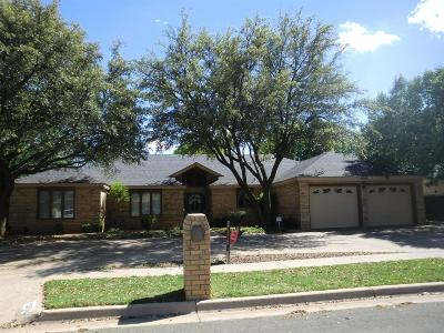 Lubbock TX Single Family Home Sold: $259,950