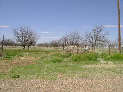 Cochran County, Crosby County, Dickens County, Garza County, Hale County, Hockley County, Lamb County, Lubbock County, Lynn County, Terry County Farm & Ranch For Sale: Farm Road 2130