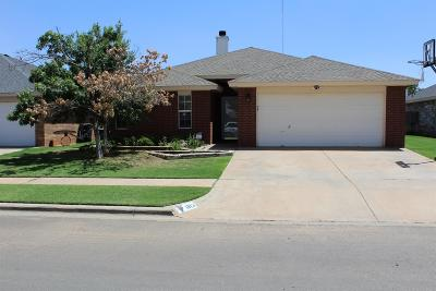Lubbock TX Single Family Home Sold: $145,000