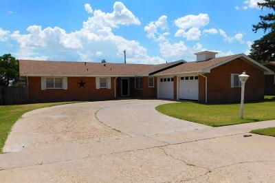 Bailey County, Lamb County Single Family Home For Sale: 331 West Ave J