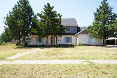 Brownfield TX Single Family Home For Sale: $119,900