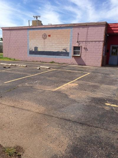 Abernathy Commercial For Sale: 1201 Ave D