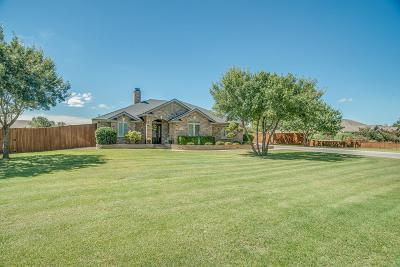 Single Family Home Sold: 6303 County Road 7435