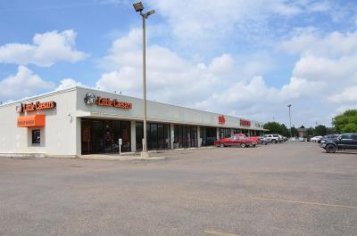 Lubbock Commercial Under Contract: 417 Frankford Avenue