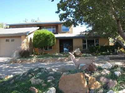Ransom Canyon Single Family Home For Sale: 28 E Canyonview Drive
